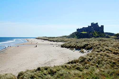 bamburgh-castle-beach