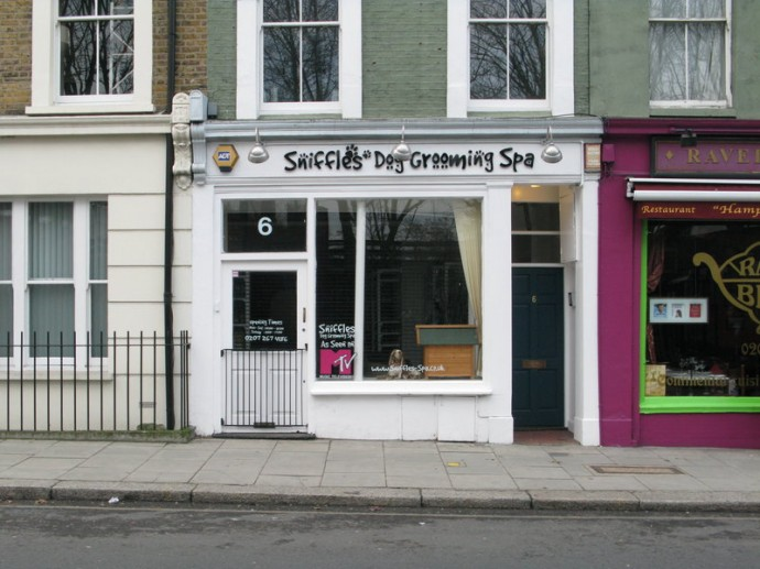 venue-sniffles-dog-grooming-spa-nw3-2qs--1