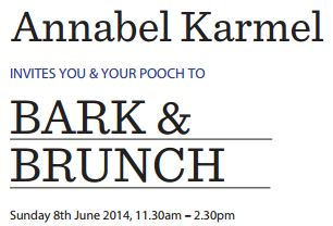 Annabel Karmel brunch