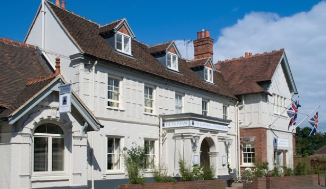 Dog Friendly Hotels Pangbourne