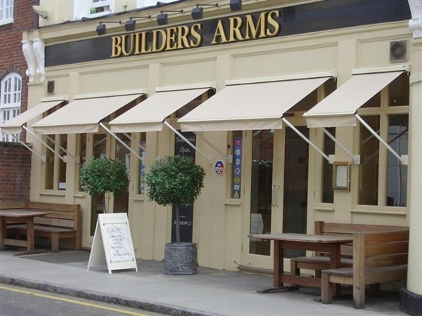 builder's arms