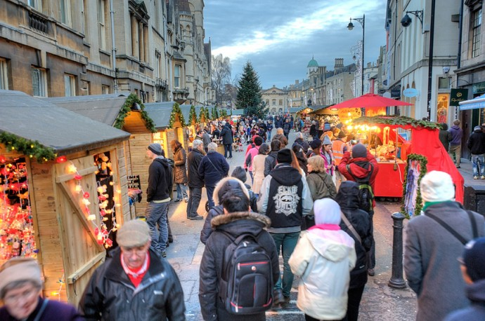Oxford Christmas Market 3