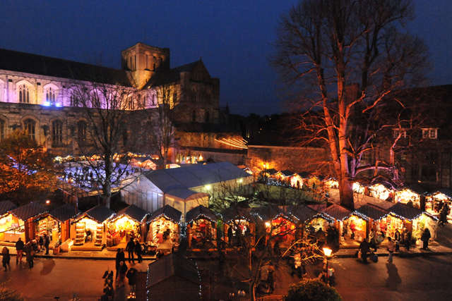 Winchester Christmas Markets 3