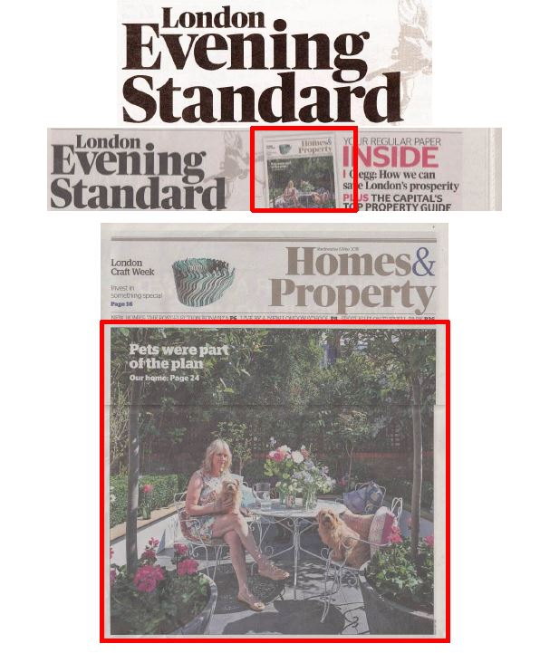 London Evening Standard 6th May