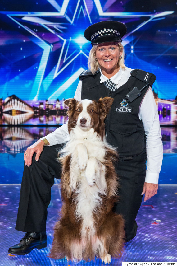 Was The Dog On Britain S Got Talent Really Talking