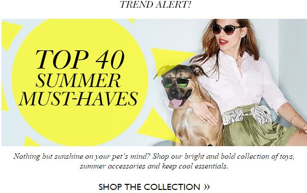 Top 40 summer must-haves