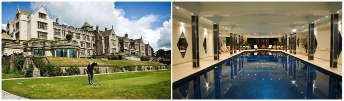 bovey castle spa weekends