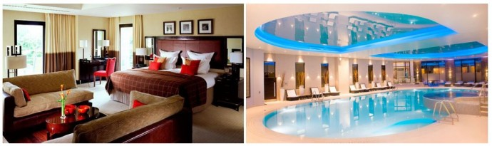 gleneagles spa weekends