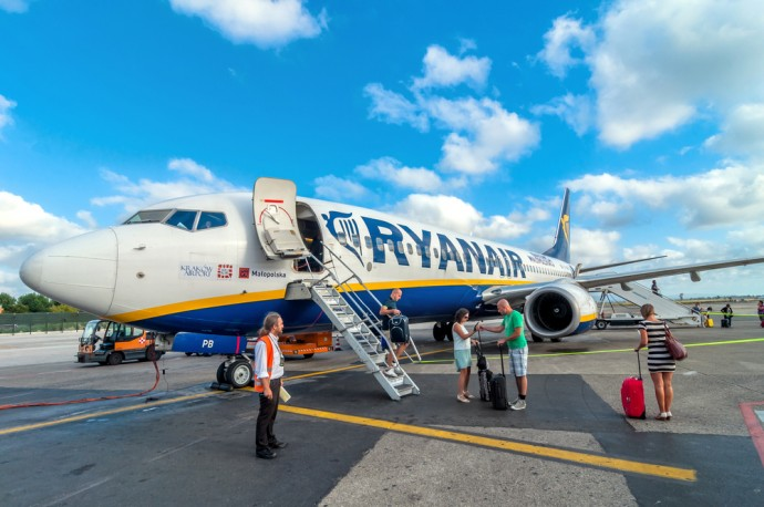 Ryanair To Allow Pets On Short Haul Flights