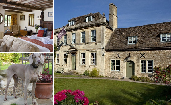 The Moonraker Hotel, Wiltshire