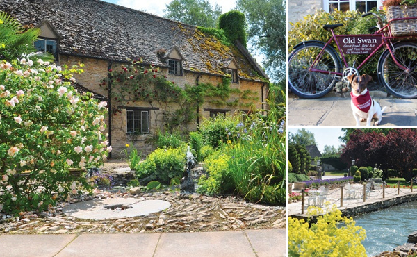 Old Swan & Minster Mill, Cotswolds