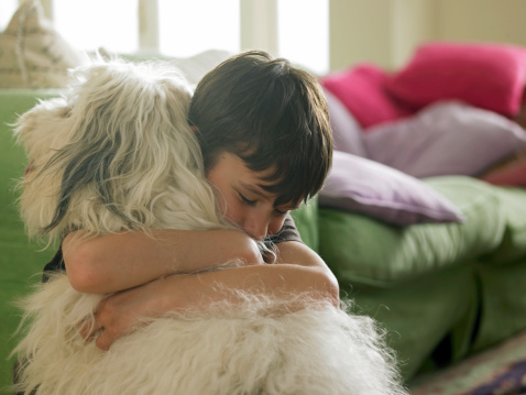 what kids can learn from pets